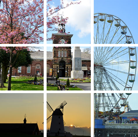 Church-Windmill-Big-Wheel-photo-montage